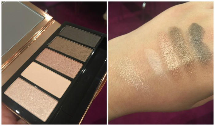 Clarins Spring 2016 Instant Glow Makeup Eyeshadow Swatches