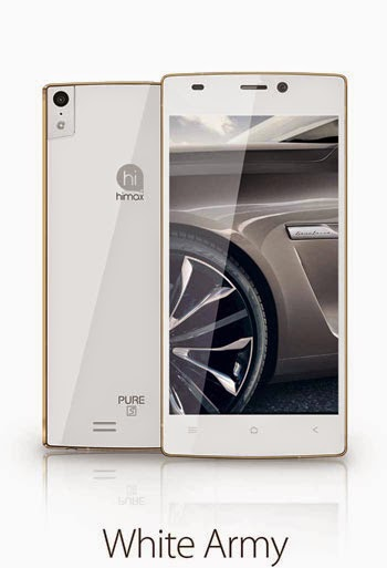 himax pure s slim octa core 2gb ram 16 gb rom hp