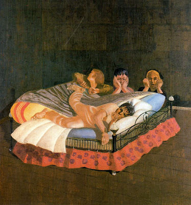 Stanley Spencer - The Centurion's Servant 1914