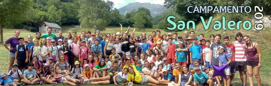 Campamento San Valero 2019