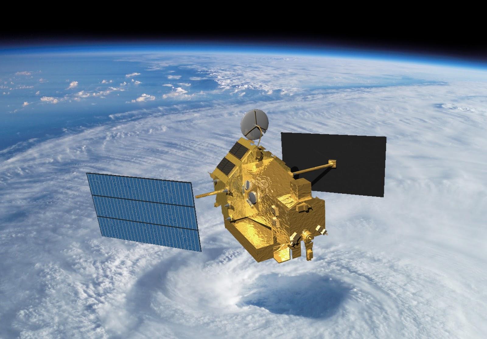 trmm satelit