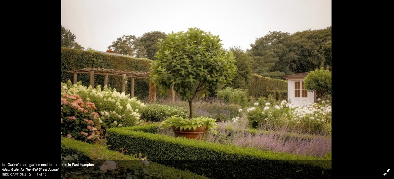 Ina Garten House Pictures kiki nakita: take a tour of ina garten's east hampton garden