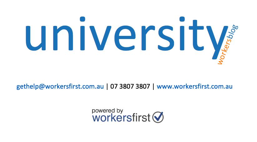 University Workers Blog