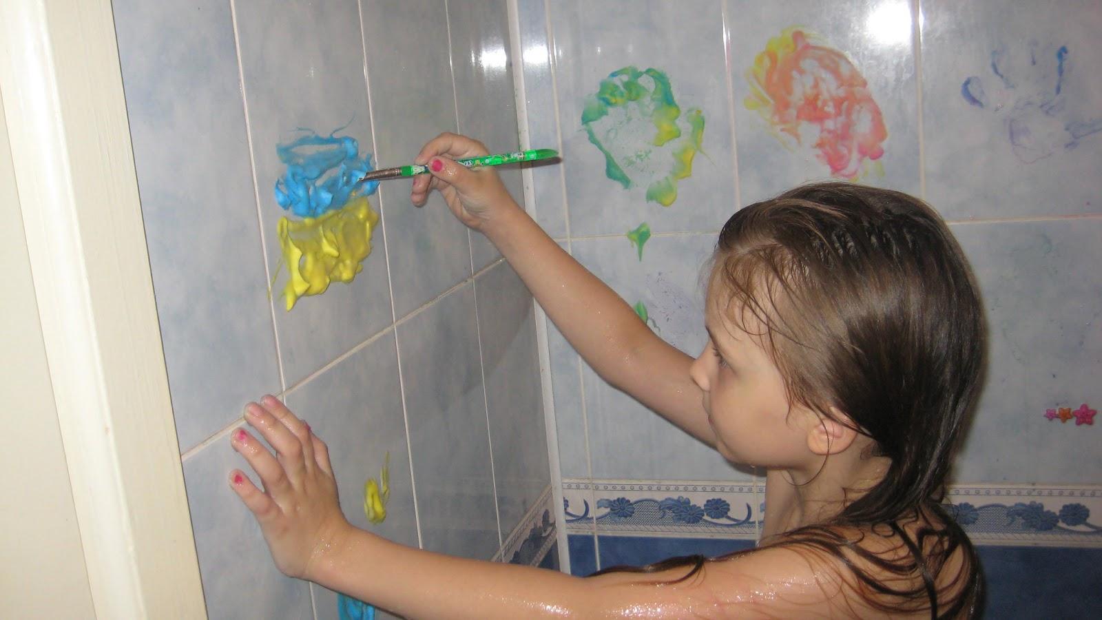 Сестричка в ванной 2 фотография