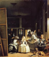 Las Meninas - Velázquez - Museo Nacional del Prado