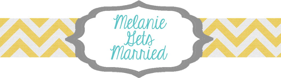 Melanie Gets Married