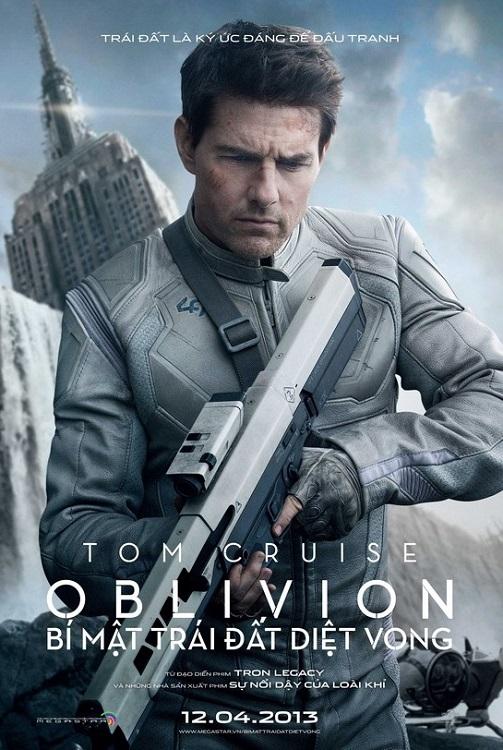 Bí Mật Trái Đất Diệt Vong  - Oblivion - 2013