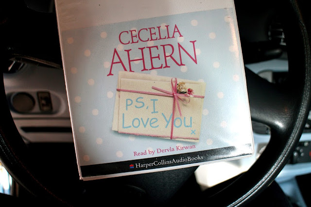 PS, I Love You by Cecelia Ahern//Iben Jakobsen