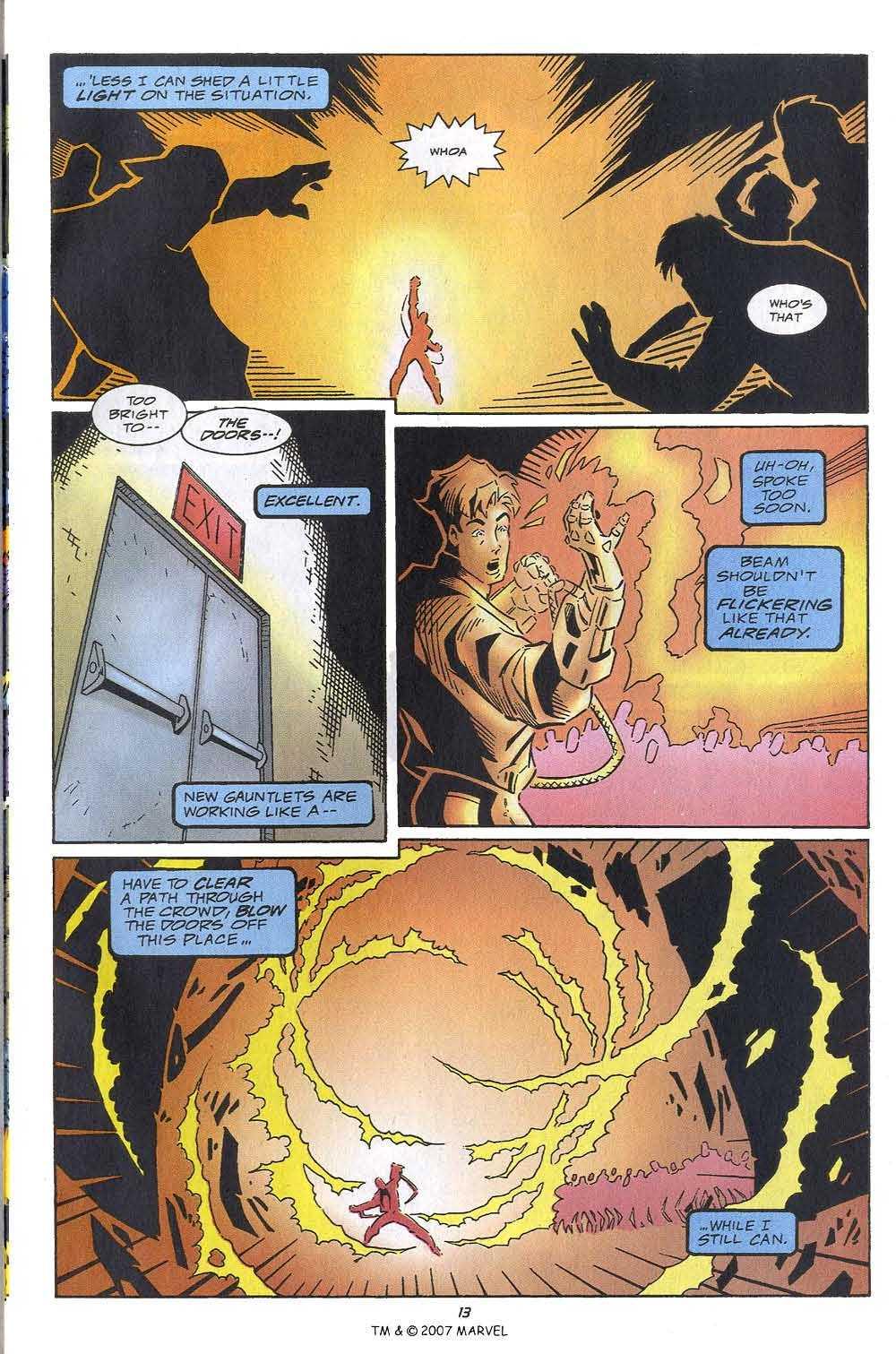 Captain America (1968) Issue #449c #405 - English 15