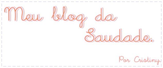 MeuBlogDaSaudade