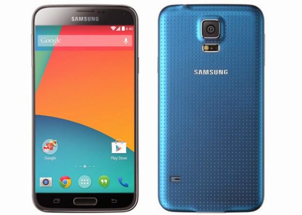 Samsung Galaxy S5 mobile Google Play Edition