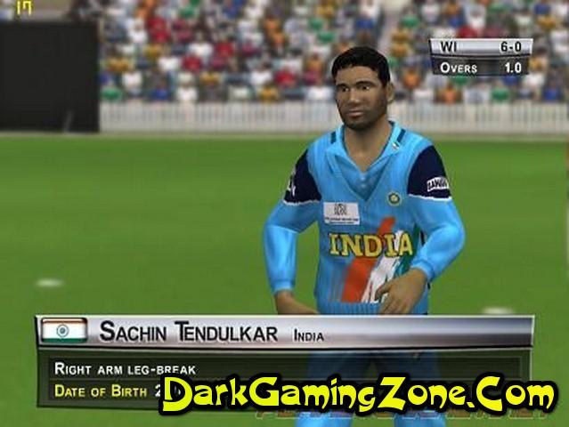 Brian Lara Cricket Free Download PC Game Full Version