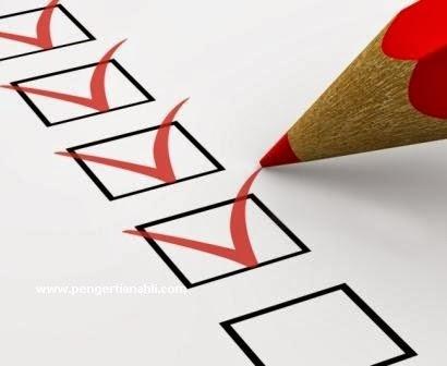 Pengertian Evaluasi: Apa itu Evaluasi?