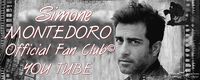 Simone Montedoro Official Fan Club© on YouTube