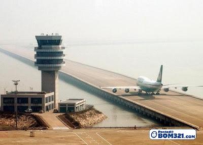 Lokasi Pendaratan Pesawat Yang Ekstrem