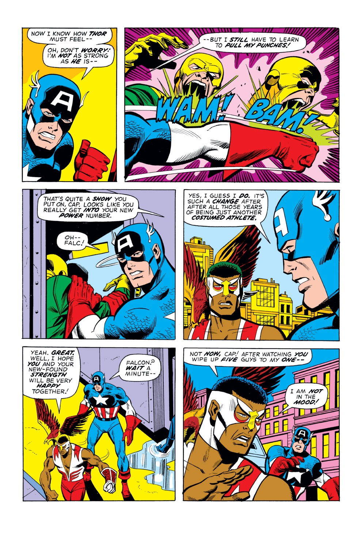 Captain America (1968) Issue #160 #74 - English 5