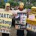 Freeze Mob Kader PKS Jayapura dengan Peserta Terbanyak Sedunia
