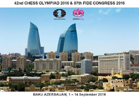 42nd WORLD CHESS OLYMPIAD 2016