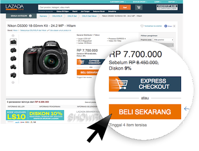 Keuntungan Lebih Dalam Berbelanja Dengan ShopBack