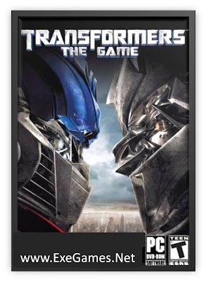 Transformers The Game Full Version PC Game Free Download
