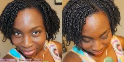 How to Finger Coils Out Natural Hair