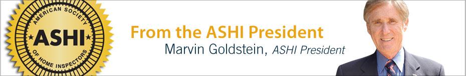 ASHI President's blog