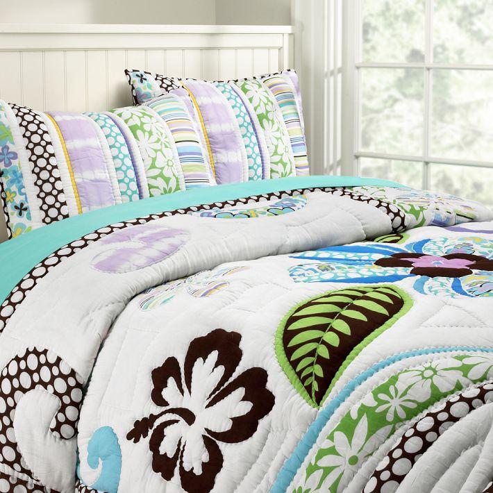La cultura surfera ropa de cama a juego con la decoraci n - Decoracion surfera ...