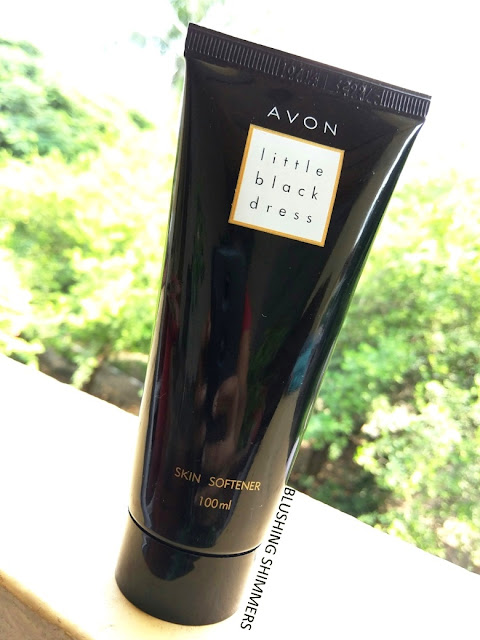 Avon Little Black Dress Skin Softener