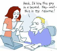 how to crteate a resume