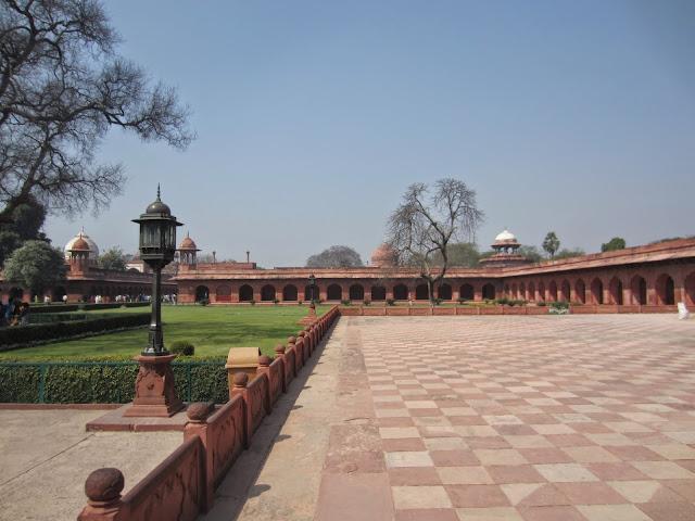 Taj Mahal Complex