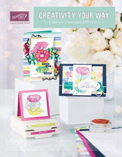 View the 2017-2018 Stampin' Up!®  Catalogue online