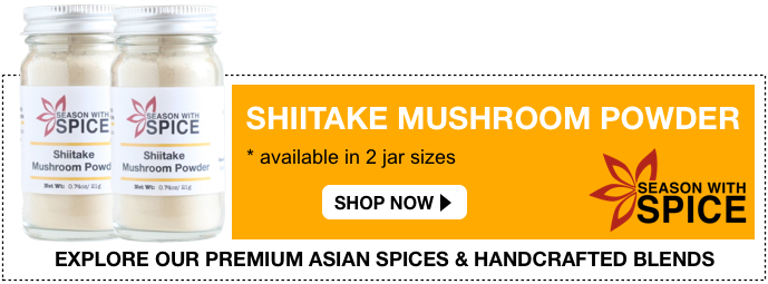 shop shiitake mushroom powder at seasonwithspice.com