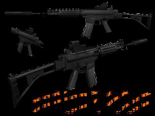 FN FNC [M4] FN+FNC