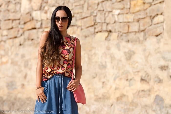 Blogger valenciana con las tendencias de la temporada