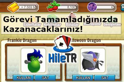Dragon City Frankie Halloween Dragon