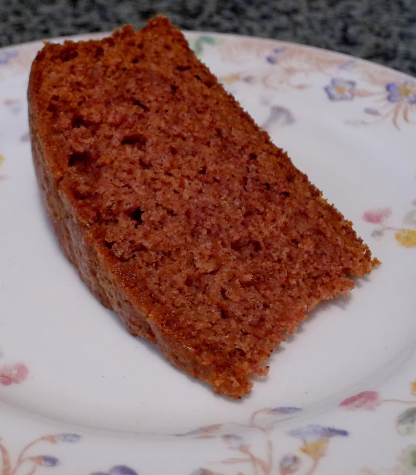 Add Spice To Fruit Cake After Baked
