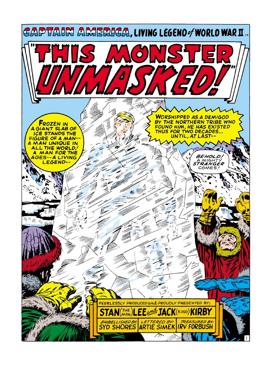 Captain America (1968) Issue #100 #14 - English 2