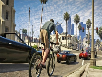 GTA V PC Screenshot