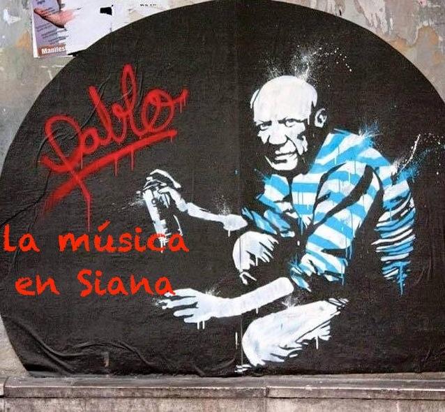 PABLO, LA MÚSICA EN SIANA