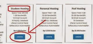 ( Indosite.com ) Web Hosting Murah dan Cara Order
