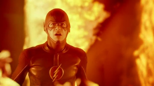 "THE FLASH review - ""The Fastest Man Alive"""