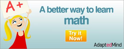 AdaptedMind Math