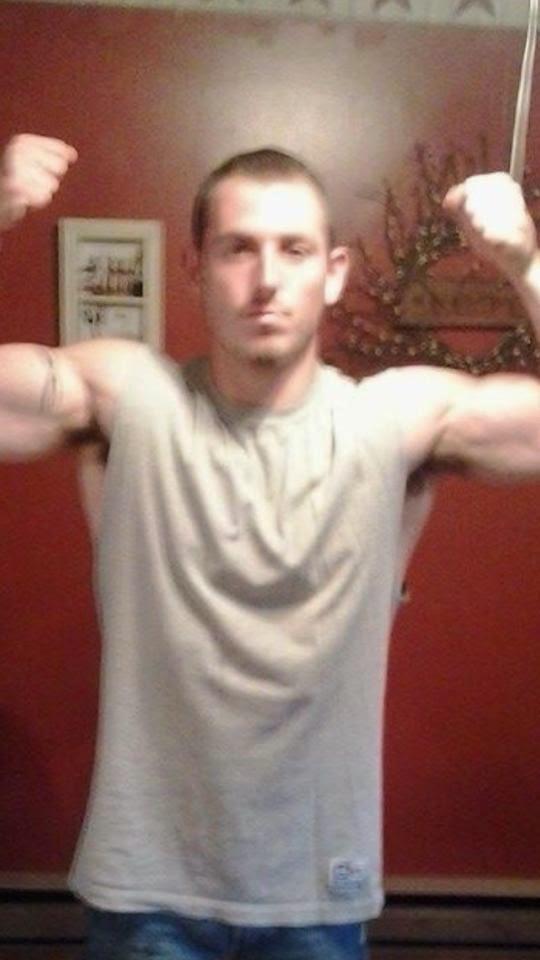 Hairy Armpits Gun Show
