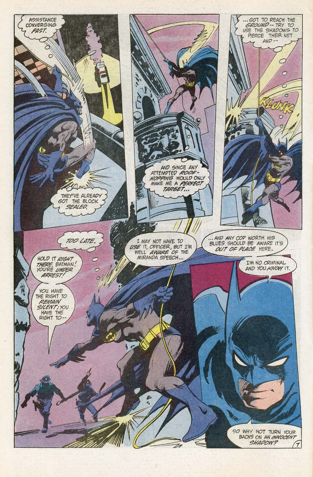 Detective Comics (1937) Issue #546 Page 10