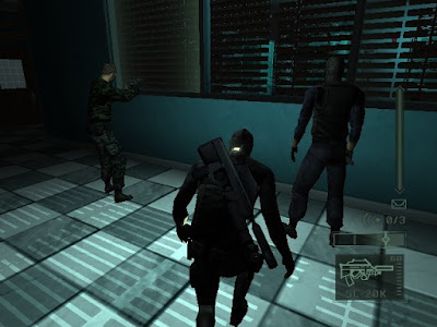 Full Setup Download Tom Clancy's Splinter Cell Pandora Tomorrow