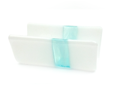 https://www.etsy.com/listing/153257533/business-card-holder-white-and-blue