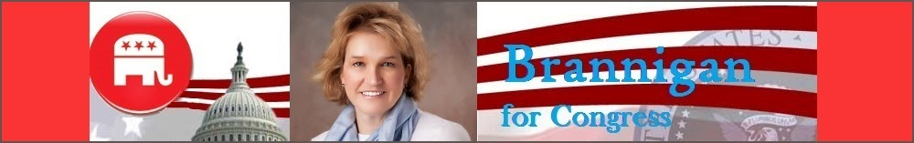 Sharon Brannigan for U.S. Congress 2014