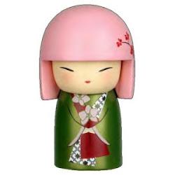 """Mini muñeca """"Megumi"""". 'Bondad' Mi esencia es la virtud y la pureza!!!"""