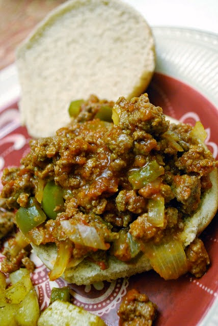 Weight Watchers Sloppy Joes Recipe