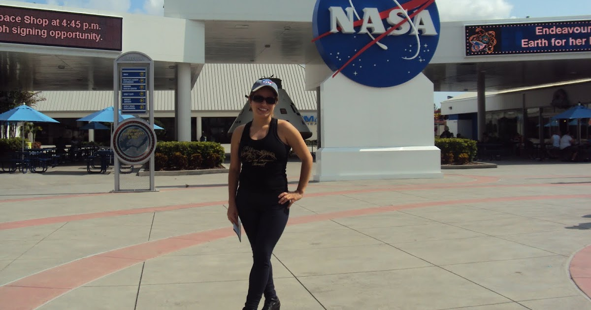 """Nasa - Kennedy Space Center: uma ótima opção para quem quer """"viajar pelo universo"""""""